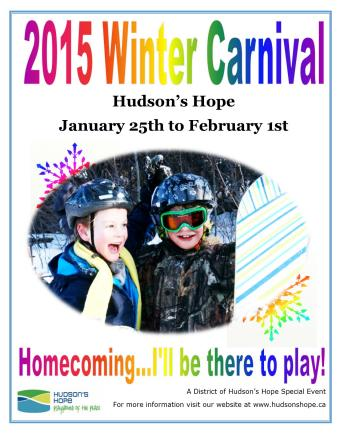 Winter Carnival Poster 2 Snowboarding