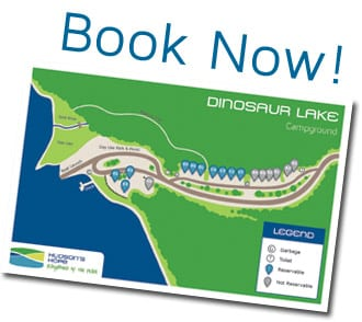 Dinosaur Lake: Book Now!