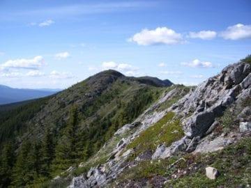 hiking bulter ridge