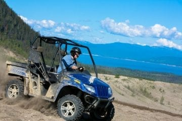 ATV williston lake 2