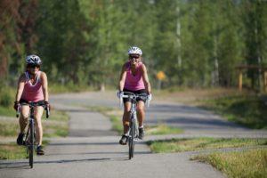 Bike riders sport