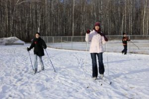 Winter Carnival Cross Country Skiing 3