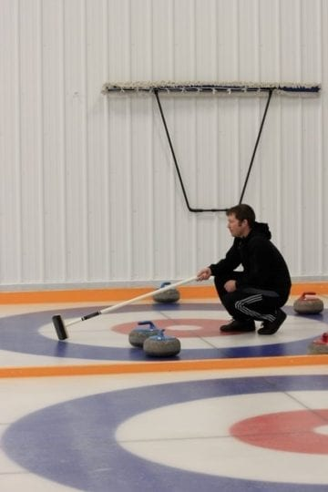 Winter Carnival Curling 22
