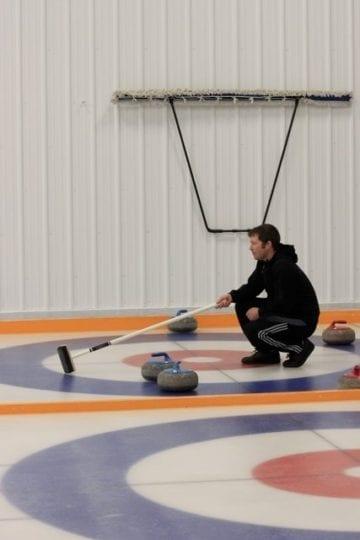 Winter Carnival Curling 22