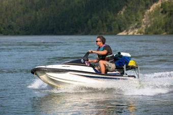 peace river jet ski water
