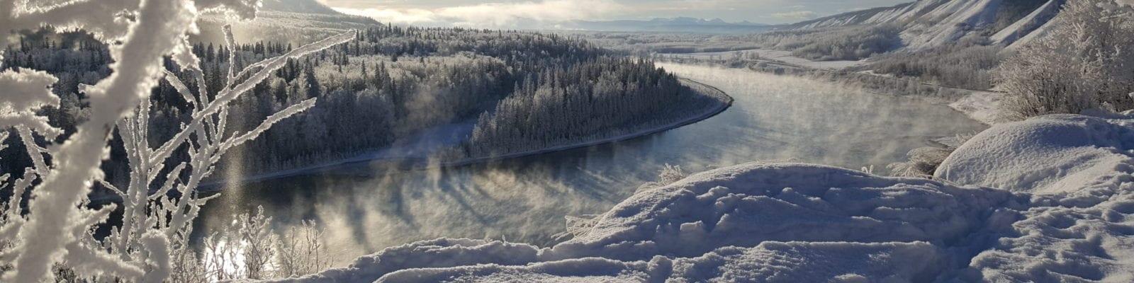 snow peace river – steve twa